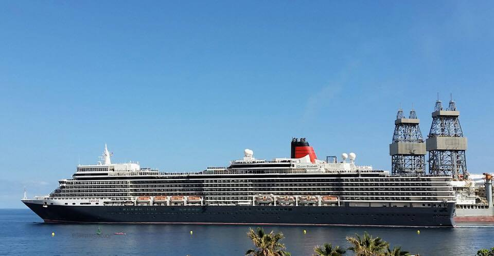 La próxima escala será en Funchal y rendirá viaje en Southampton tras 18 singladuras