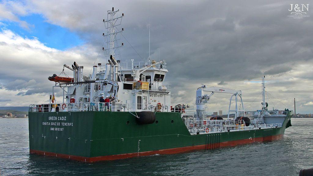 El nuevo buque está inscrito en la matrícula naval de Santa Cruz de Tenerife