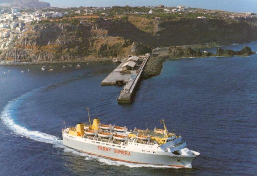 """El segundo """"Benchijigua"""" afirmó el protagonismo de Ferry Gomera"""