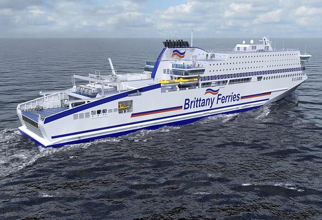 El nuevo buque entrará en servicio en junio de 2019