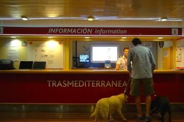 La iniciativa de Trasmediterránea es pionera en el sector