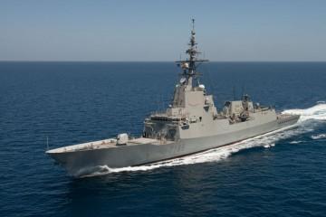 """La fragata """"Cristóbal Colón"""" está en viaje de regreso a España"""
