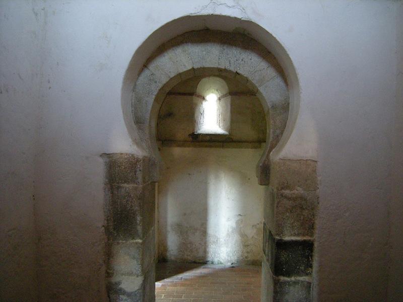 Las influencias del arte califal son evidentes