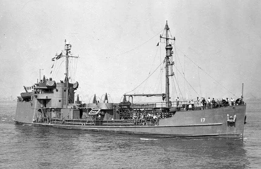 "Buque USS ""Metawee"", cabeza de serie"