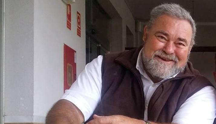 Juan Fernando Pérez Martín, experto en el sector de la estiba