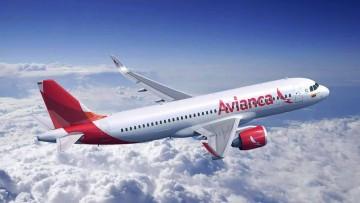 Avianca volaba en la línea Bogotá-Caracas con aviones A-320