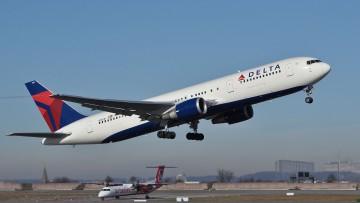 Delta suspende sus vuelos con Venezuela después de quince años de servicio