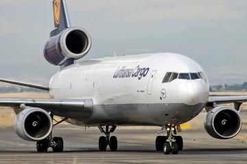 MD-11 de Luffthansa Cargo D-ALCO