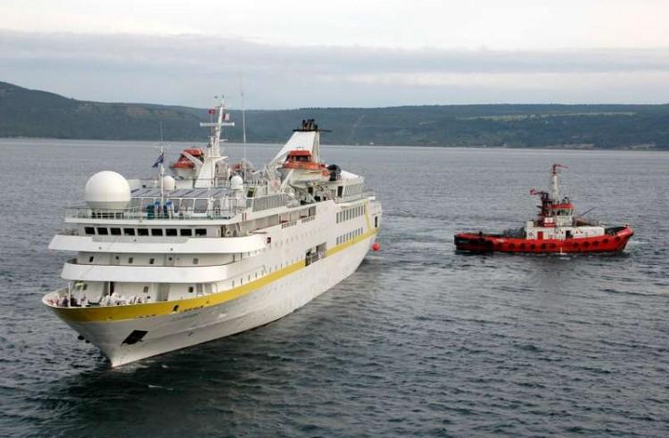 """El buque """"Vistamar"""" es de proyecto y construcción española"""