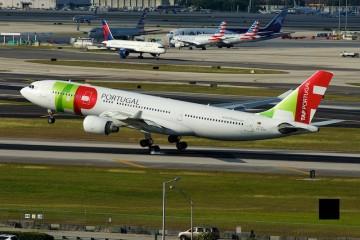 TAP mantiene una programación de tres vuelos semanales entre Portugal y Venezuela