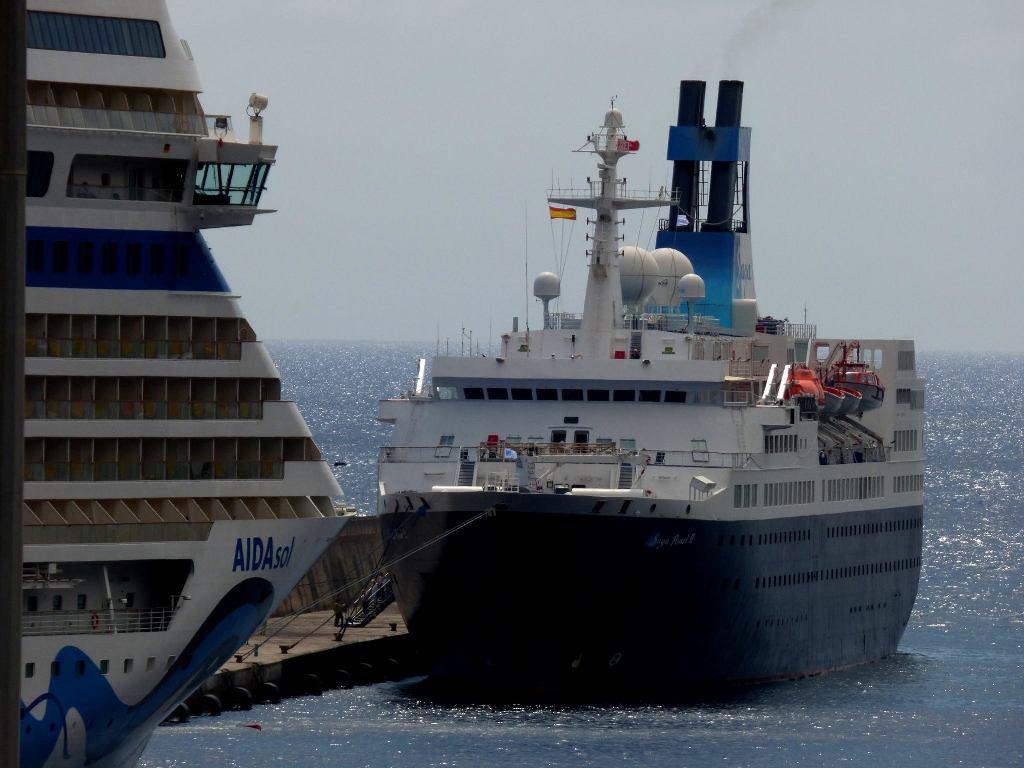 El buque es exponente de otra época de la construcción naval y el turismo marítimo