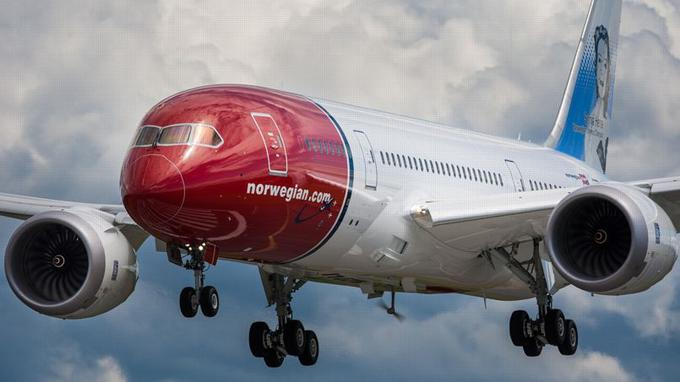 El largo radio y mejores condiciones atraen a los pilotos que ingresan en Norwegian