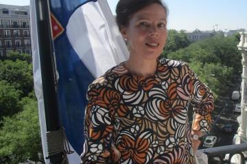 Tiina Jortika-Laitinen, embajadora de Finlandia en España