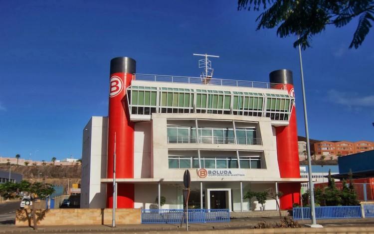 La sede central de Boluda en Canarias seguirá en Las Palmas. Tiempo al tiempo
