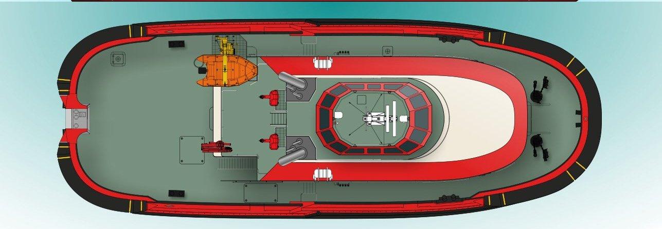 Astilleros Gondán está especializado en este tipo de buques