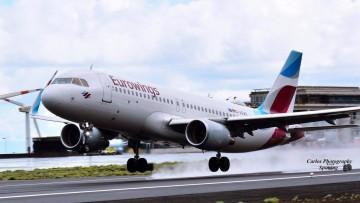 Eurowings es un cliente del aeropuerto de La Palma