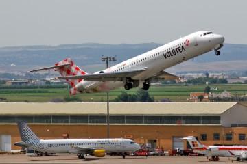 Parte de la programación de Volotea se hará con B-717