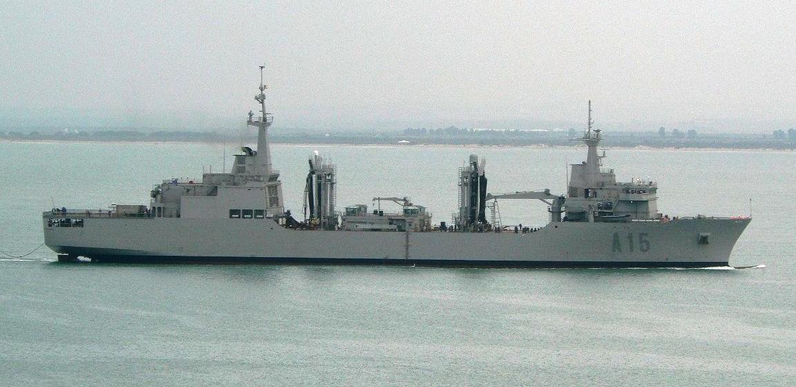 """El proyecto de los AOR para Australia es una repetición del buque """"Cantabria"""""""