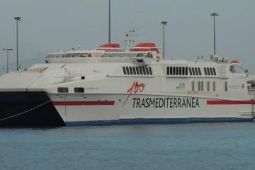 """Naviera Armas pretende incorporar el catamarán """"Alcántara Dos"""" en los próximos días"""