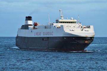 """La prueba piloto se realizó en el buque """"L' Audace"""""""
