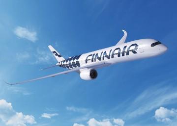 La flota A350 de Finnair es la estrella de la aerolínea finlandesa