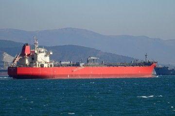 """El buque """"Meridian Express"""" es un quimiquero construido en 2013"""