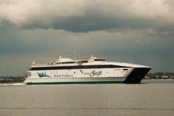 De la línea Holyhead-Dublío pasará a cubrir las necesidades de Balearia