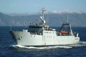 """El patrullero de altura """"Chilreu"""" permaneció en servicio dos décadas"""