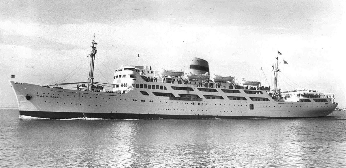 Entre 1959 y 1961 fue sometido a una importante modernización en el astillero Unión Naval de Levante