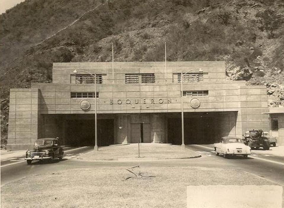 El túnel Boquerón-1 fue en su momento uno de los más largos de América