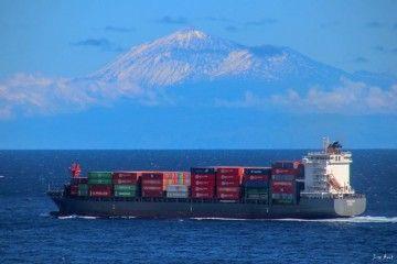 Boluda potencia la línea del Norte con dos buques portacontenedores