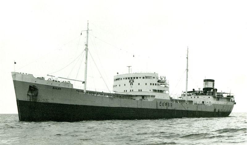 """El petrolero """"Bailén"""" fue su primer embarque en CEPSA"""