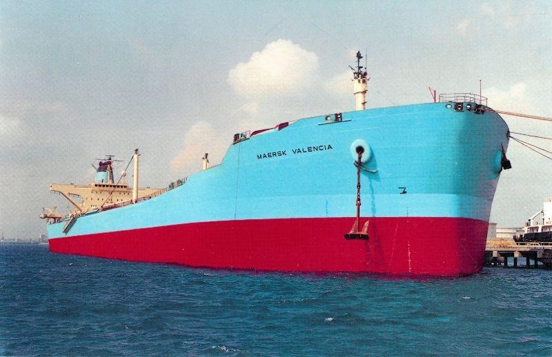 """anto en CEPSA como en Maersk España, Antonio Rodríguez Díaz fue el capitán titular del petrolero """"Valencia"""" y """"Maersk Valencia"""", que era el mismo barco"""