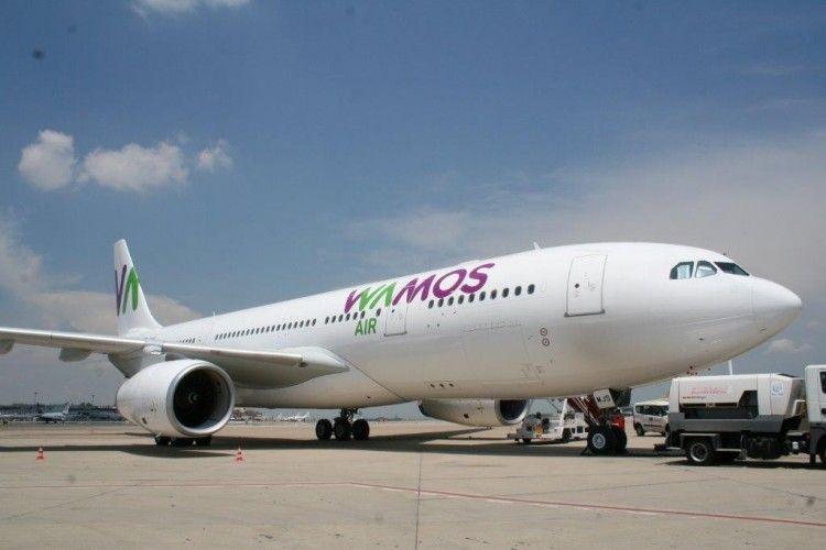 Wamos Air tiene dos A330 procedentes de la quiebra de Air Berlín