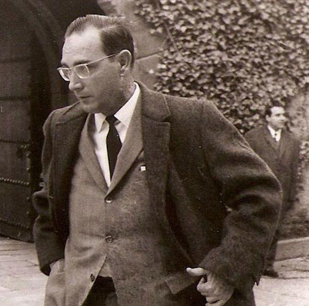 José de Barrasa Sánchez (1928-1969)