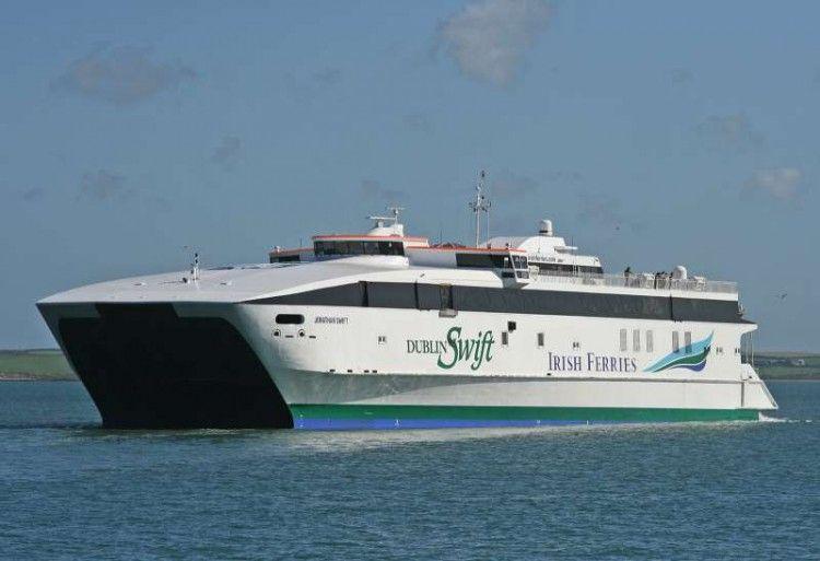 """Este es el catamarán adquirido por Balearia, que será renombrado """"Cecilia Payne"""""""
