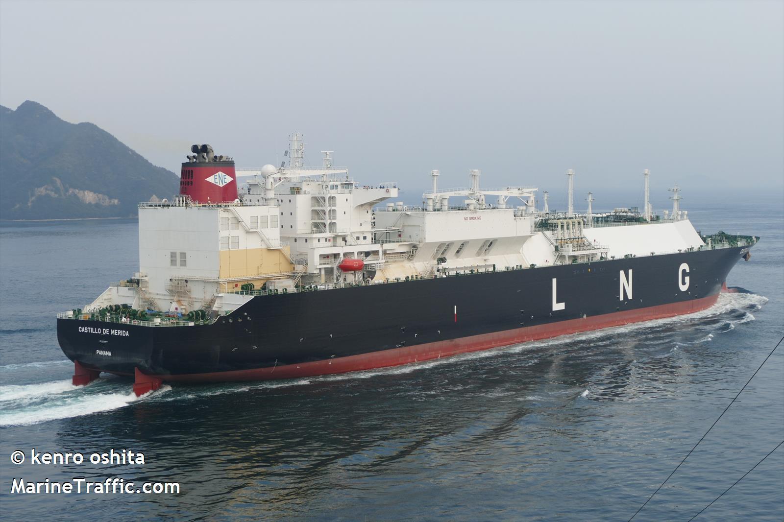 "El buque ""Castillo de Mérida"" es el tercero de la flota de Elcano"