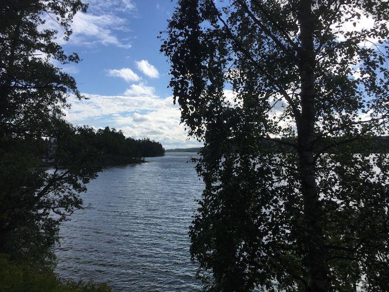 Lago Tuusula, fuente de inspiración de los artistas finlandeses
