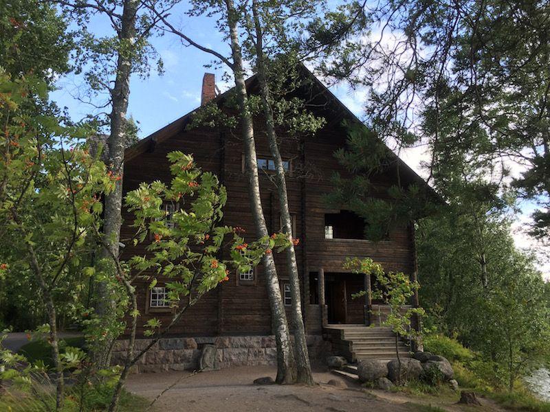 Halosenniemi realza la tradición arquitectónica finlandesa