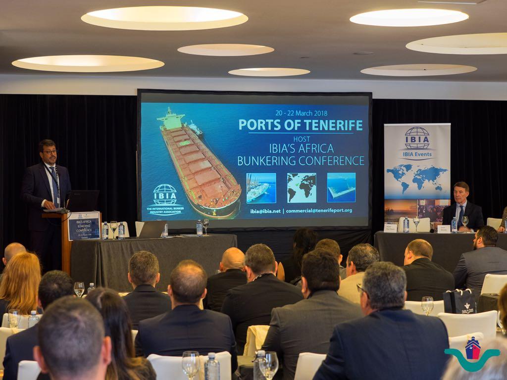 La reunión de la IBIA se celebra en Santa Cruz de Tenerife