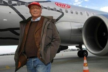 Niki lauda emprende una nueva etapa con la aerolínea Laudamotion