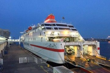 """El sector está pendiente del desembarco de la """"nueva"""" Trasmediterránea"""