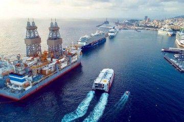 En el arranque de 2018. Tenerife lidera el tráfico de pasajeros