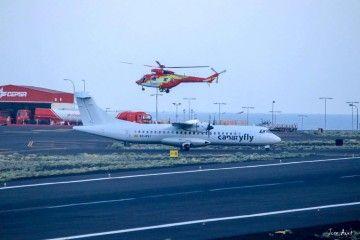 Canaryfly y Air Nostrum han llegado a un acuerdo para volar en líneas de la Península