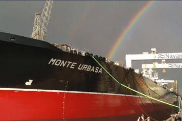 El segundo petrolero de Ondimar ya está a flote