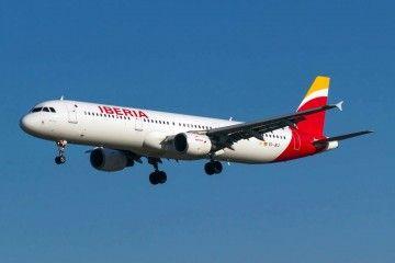 Iberia aportará más de 90.000 plazas en varios destinos