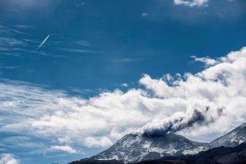 El volcán Chillán registra un aumento de sus parámetros sísmicos