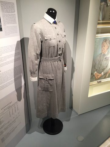 Uniforme de las mujeres de Lotta Svärd