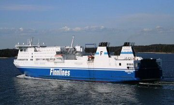 """El buque """"Finnclipper"""" operará en verano para Balearia"""