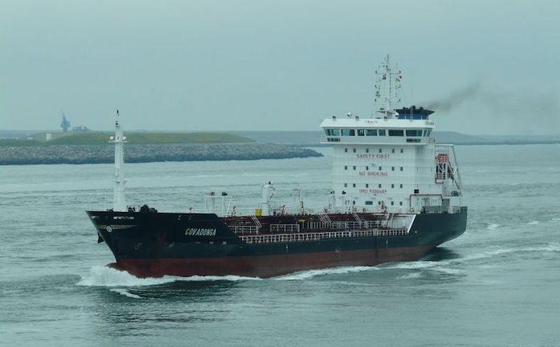 """El buque """"Covandonga"""", quimiquero de nueva generación construido en Turquía"""